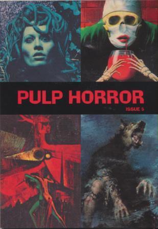 PULP HORROR 5 - Frankenstein special