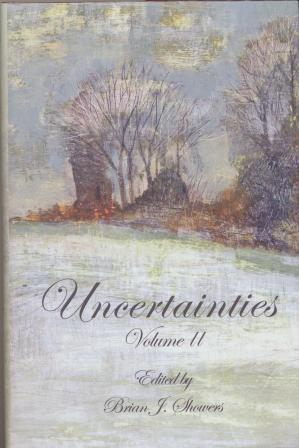 UNCERTAINTIES Volume 2 - signed limited edition