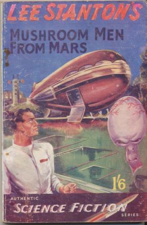 MUSHROOM MEN FROM MARS