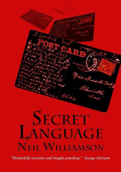 SECRET LANGUAGE - signed limited edition